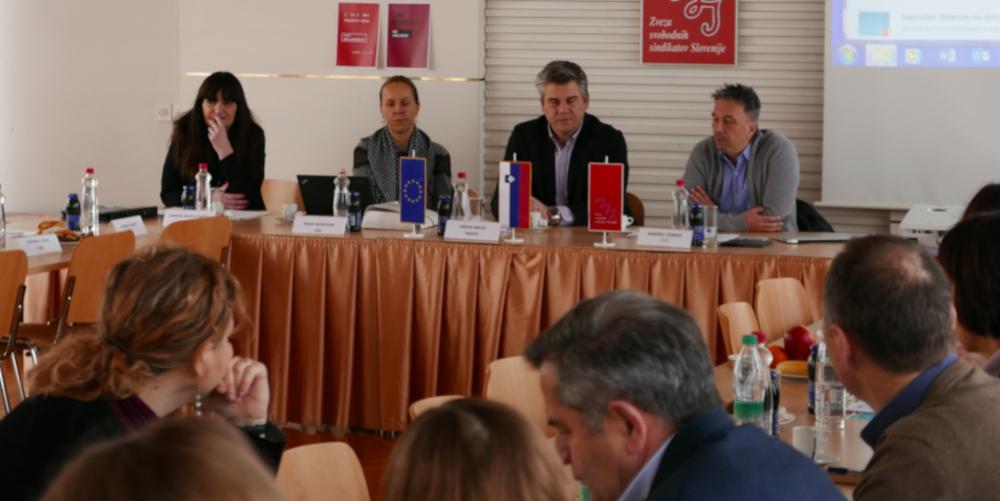 Meeting in Ljubljana