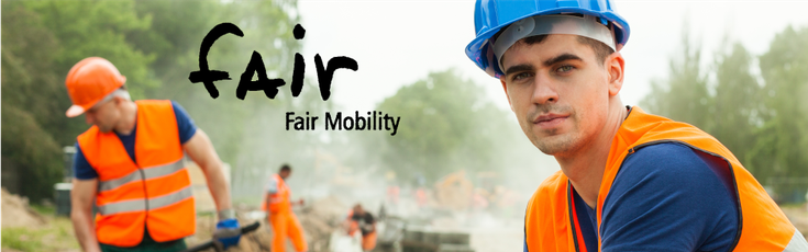 Fair labour mobility Logo